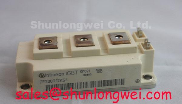 Infineon FF200R12KS4 In-Stock
