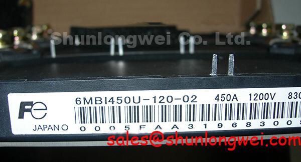 Fuji 6MBI450U-120 In-Stock