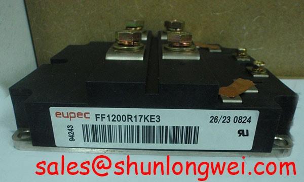 Eupec FF1200R17KE3 In-Stock