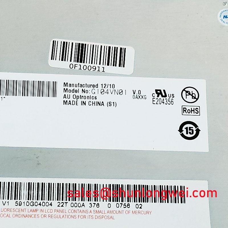 AUO G104VN01 V0 In-Stock