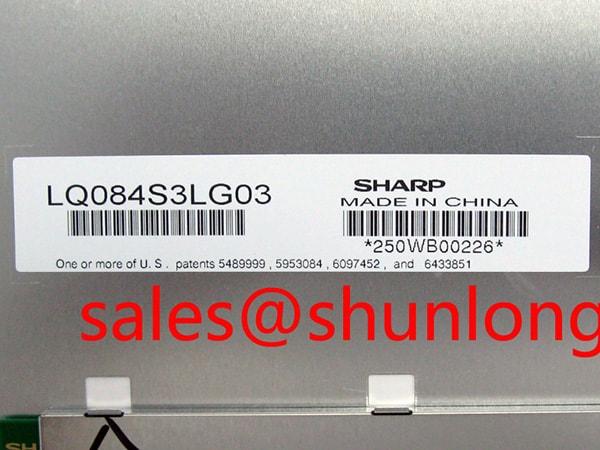 Sharp LQ084S3LG03 In-Stock