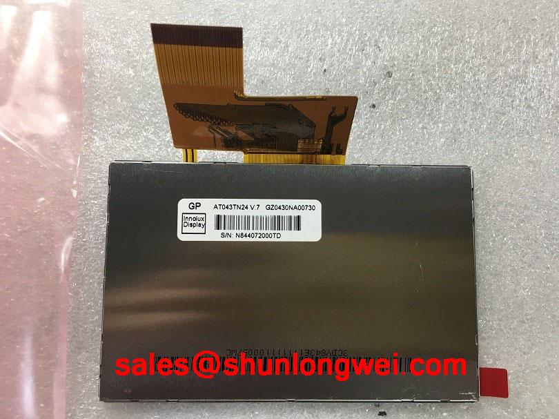 INNOLUX AT043TN24 V7 In-Stock