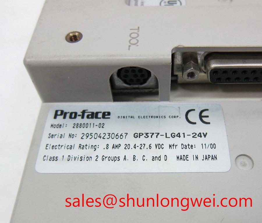 Proface GP377-LG41-24V In-Stock