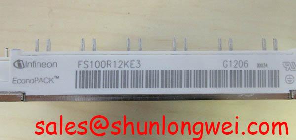 Eupec FS100R12KE3 In-Stock