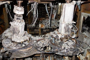 Fire hits supply of semiconductors