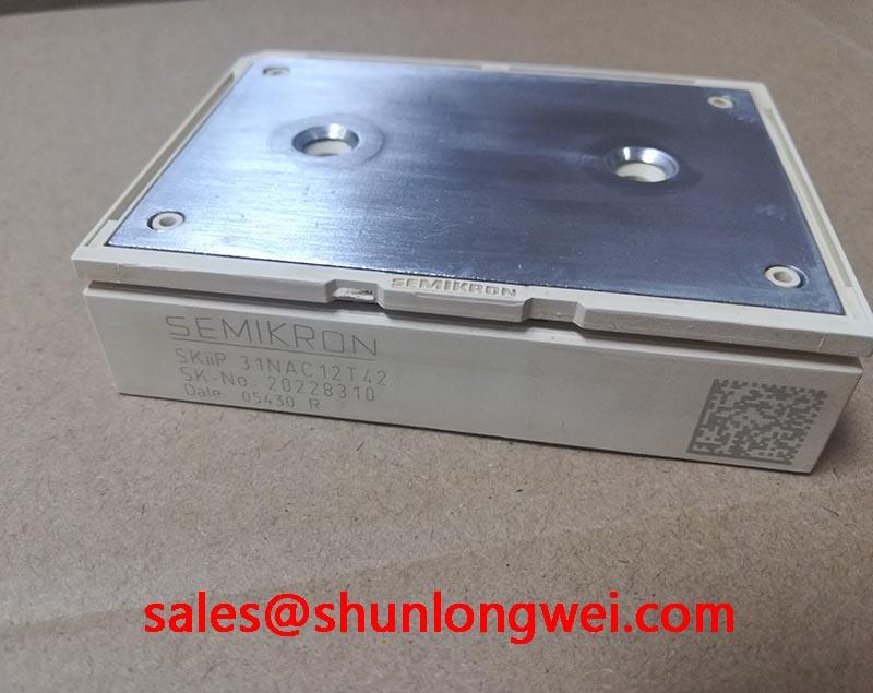 Semikron SKIIP31NAC12T42 In-Stock