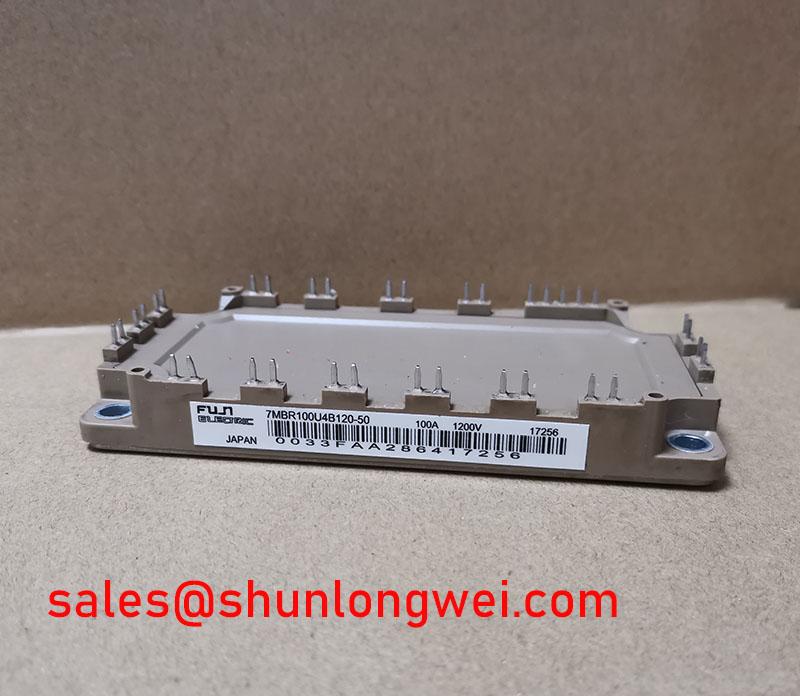 Fuji 7MBR100U4B120-50 In-Stock