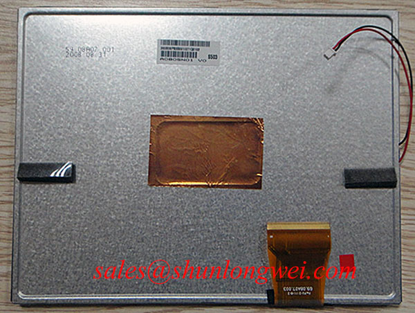 AUO A080SN01 V0 In-Stock
