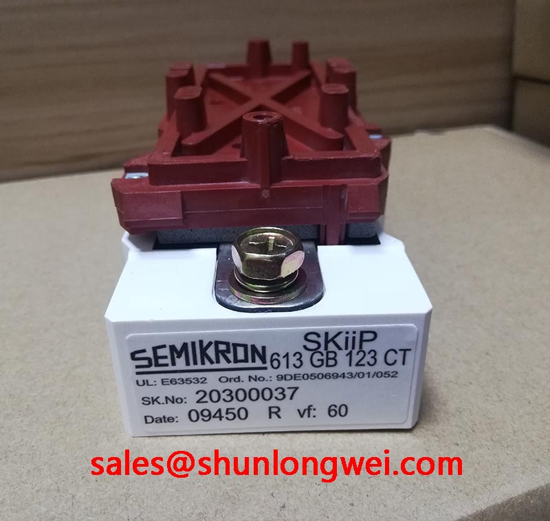 Semikron SKIIP613GB123CT In-Stock
