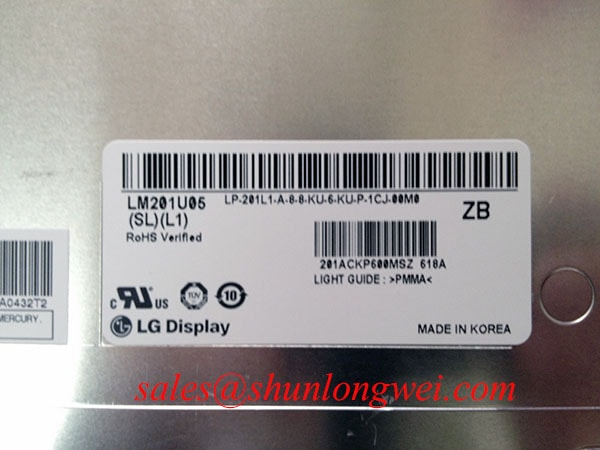 LG LM201U05-SLL1 In-Stock