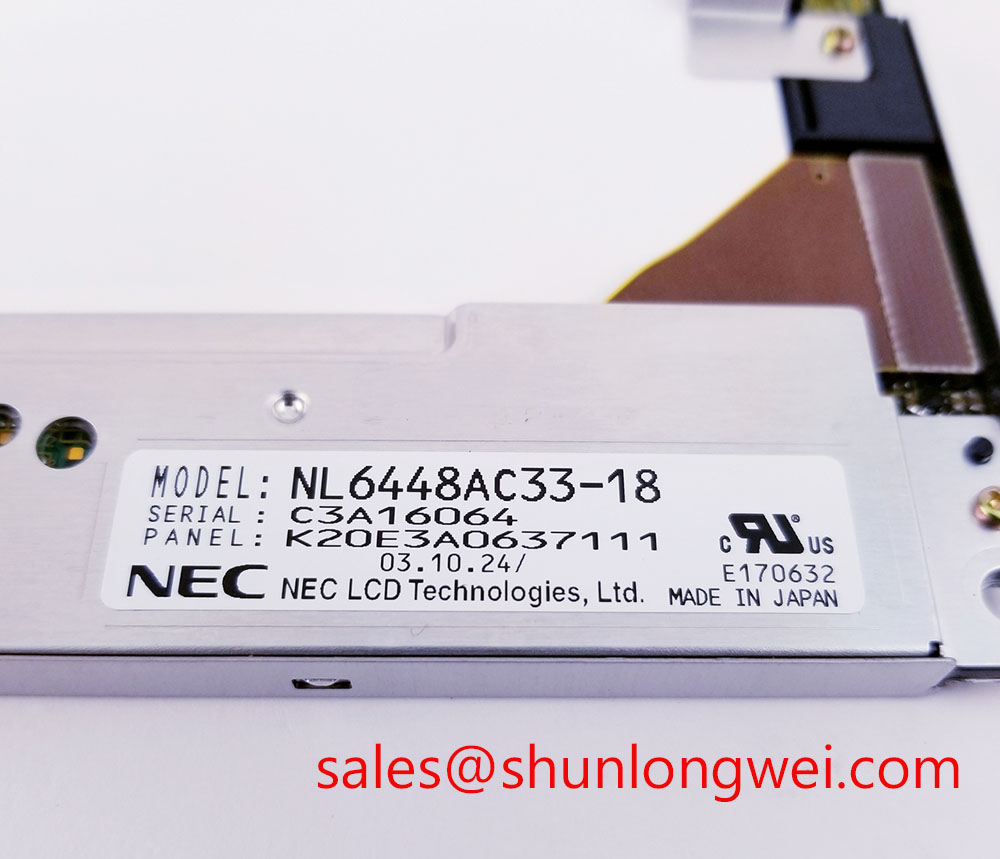 NEC NL6448AC33-18 In-Stock