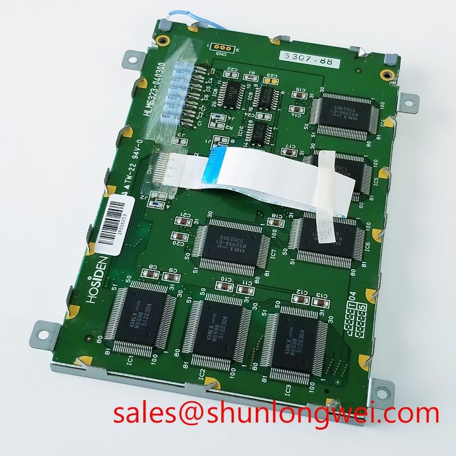 Hosiden HLM6323-040300 In-Stock