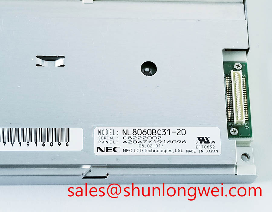 NEC NL8060BC31-20 In-Stock