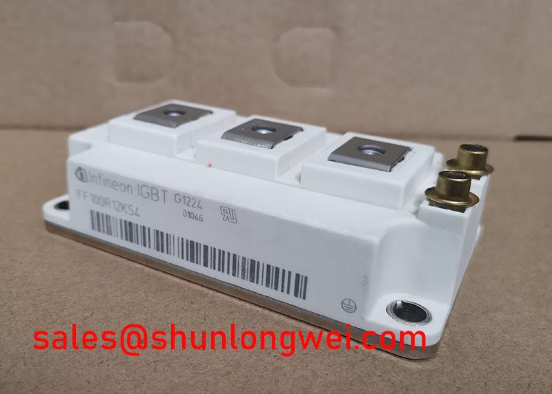 Infineon FF100R12KS4 In-Stock