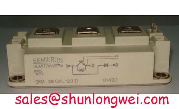 Semikron SKM300GAL123D In-Stock