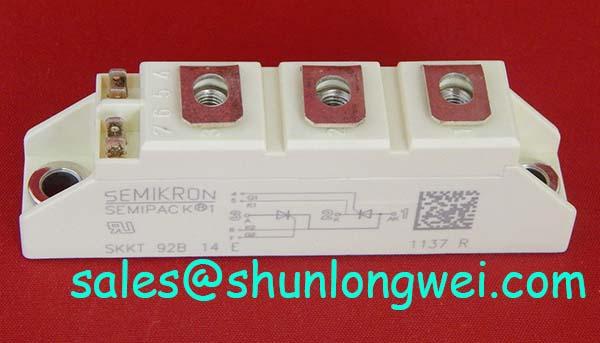 Semikron SKKT92B14E In-Stock