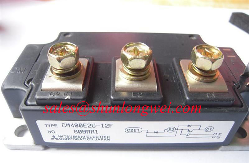 Powerex CM400E2U-12F In-Stock