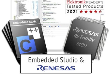 SEGGER Embedded Studio now available for the RE family of MCUs