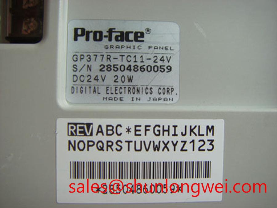 Proface GP377R-TC11-24V In-Stock