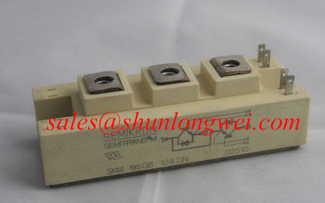 Semikron SKM195GB124DN In-Stock