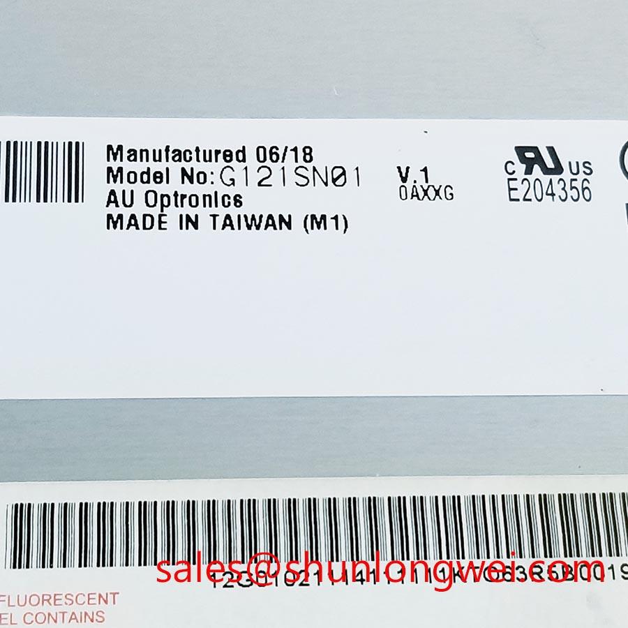 AUO G121SN01 V1 In-Stock