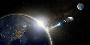 DARPA plans a DRACO nuclear-powered rocket to cislunar space