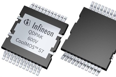 Infineon expands 600 V CoolMOS S7 family