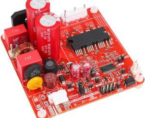 Fridge compressor demonstration boards