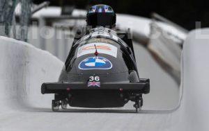 Harwin sponsors GB Olympic bobsleigh team
