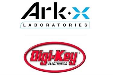 Digi-Key announces distribution partnership with ArkX Laboratories