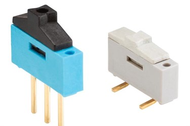 CUI Devices adds slide switches to its switch product line