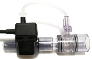 Eval kit for ventilator flow rate and pressure