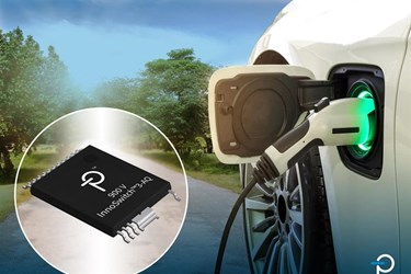 Power Integrations announces further support for EV designs