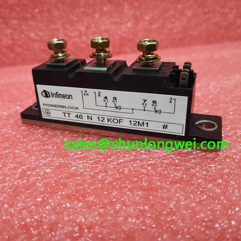 Infineon TT 46 N 12 KOF 12M1 In-Stock