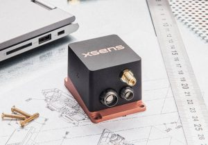 Industrial sensors provide 3D position and motion to ±1m, ±0.2° and ±1°