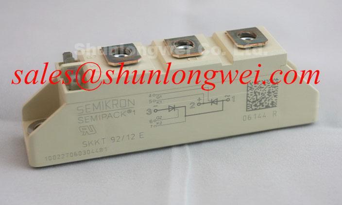 Semikron SKKT92-12E In-Stock