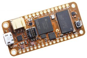 Compact development board encourages FPGA experimentation