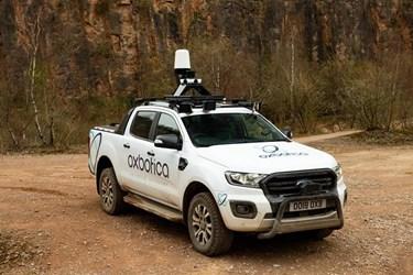 Oxbotica and TRL pilot autonomous safety framework