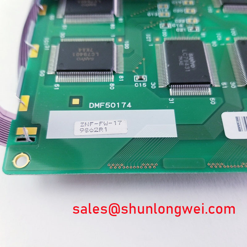 OPTREX DMF50174-ZNF-FW-17 In-Stock