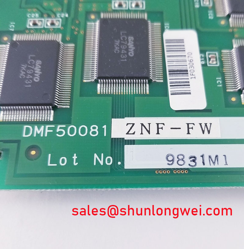 Optrex DMF50081ZNF-FW In-Stock