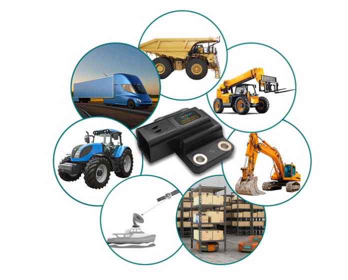 Rugged IMU targets construction, agriculture, and autonomous equipment