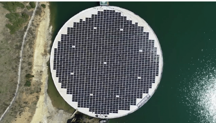 Albania's First Floating PV Plant is Now Operational