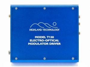 Nanosecond pulse generator for Mach-Zehnder modulators