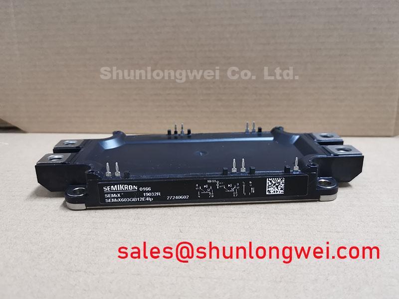 Semikron SEMIX603GB12E41P In-Stock