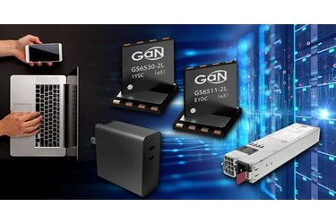 GaN Systems debuts new higher performance, lower cost transistors