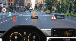 Infineon plans automotive laser head-up display for cars