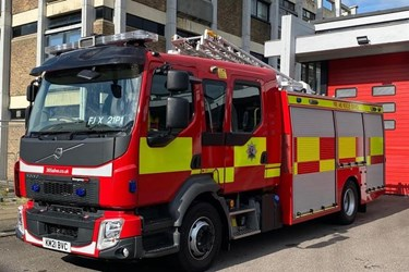 ULEMCo looks to design hydrogen powered fire engines