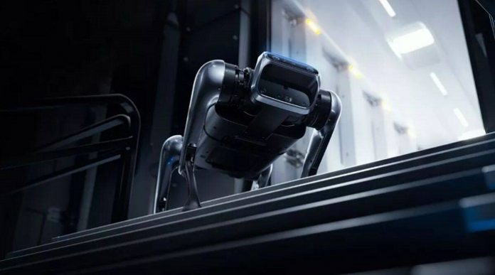 Xiaomi Unveils CyberDog: A Personable Quadruped Robot