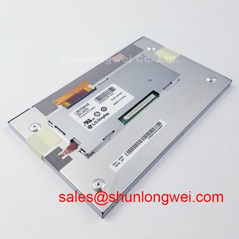 LG Display LB070WV8-SL02 In-Stock