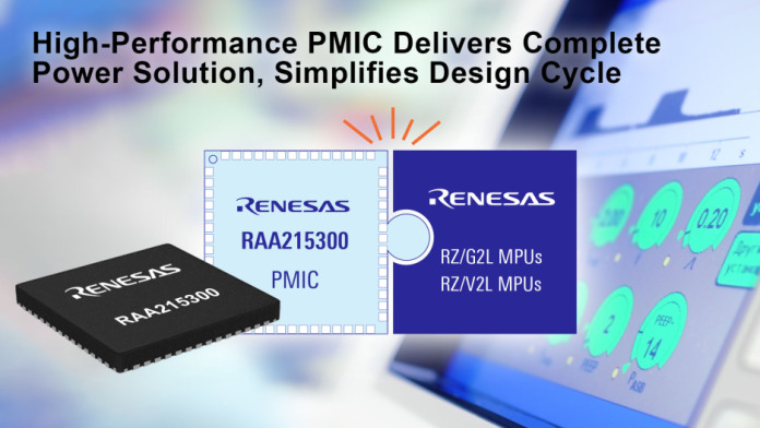 PMICs roll out to support AI-enabled applications